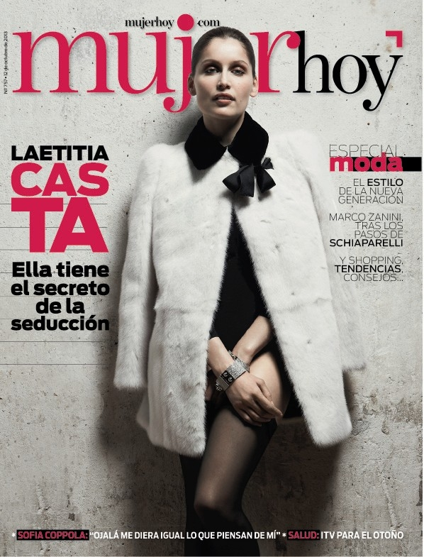 My Poppy Shoes in Spanish Fashion Weekly Mujer Hoy
