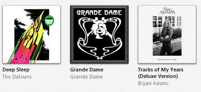 Grande Dame_Australia. Rock New releases
