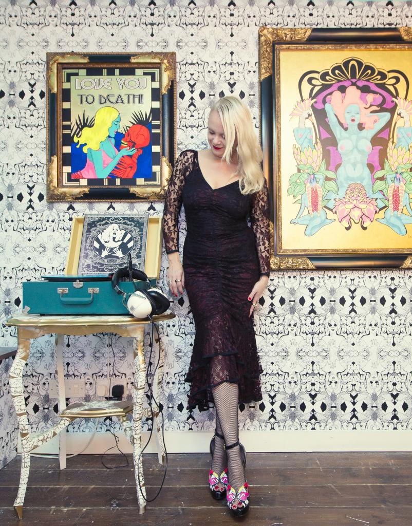 Grande Dame - My Voodoo On You @ink_d gallery